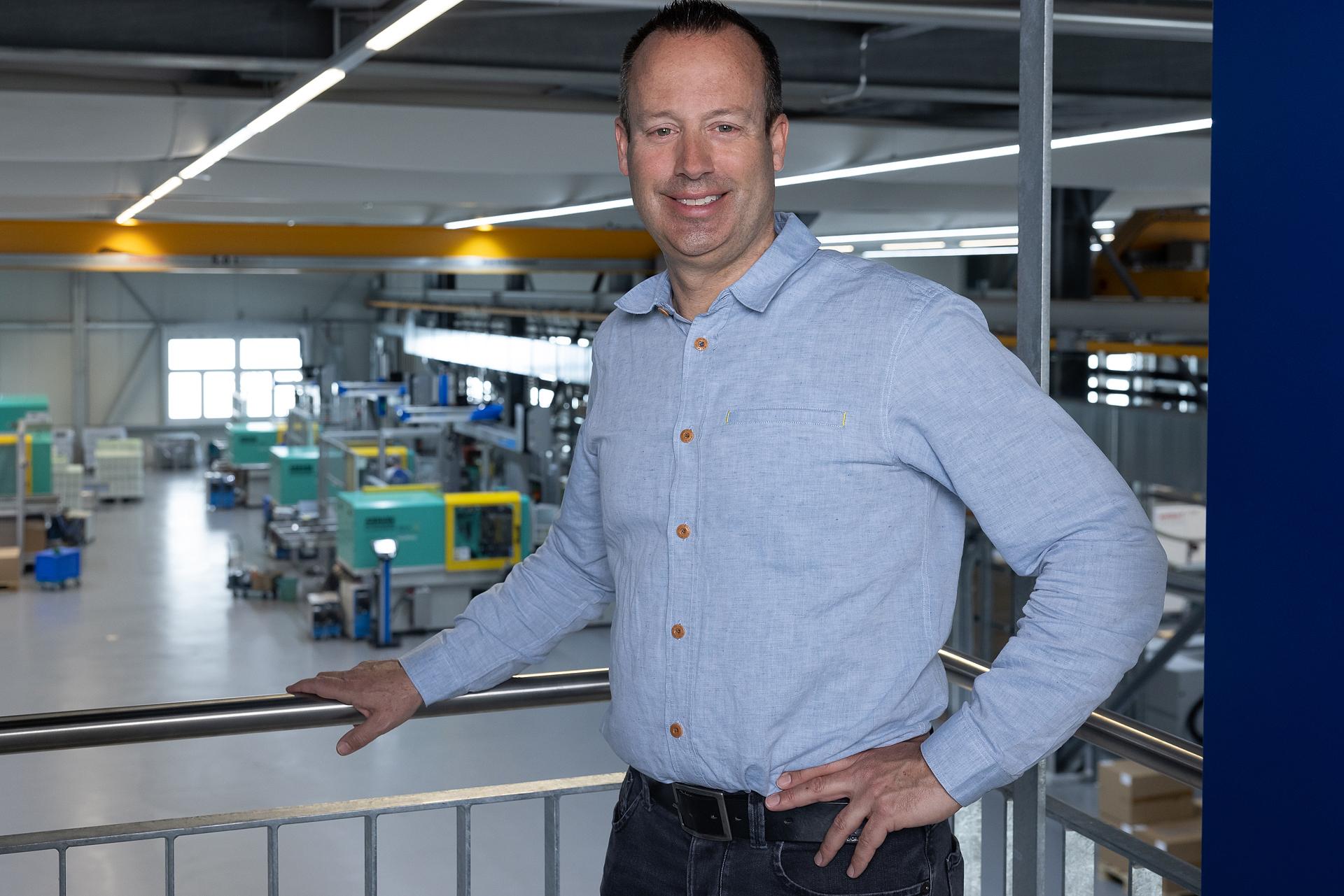 Silac Geschaeftsfuehrer Peter Birchler