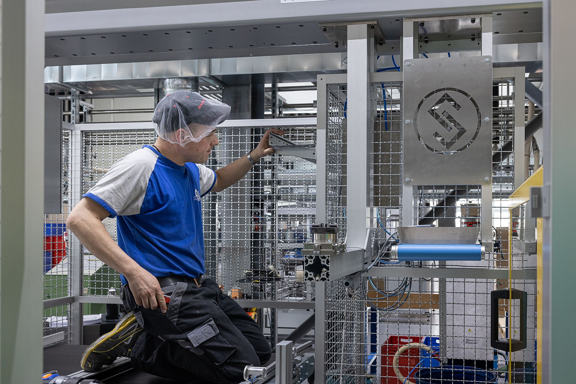 Silac Hightech Produktion