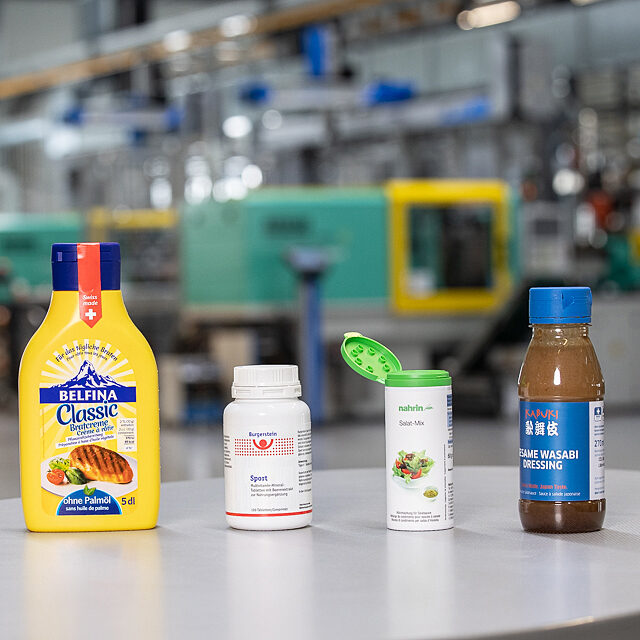 Silac clevere Thermoplast Verschluesse