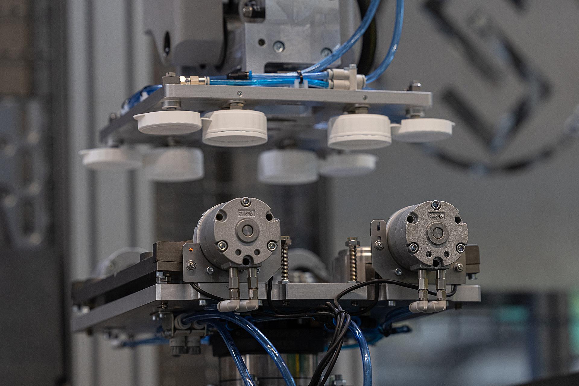 Silac modernste Roboteranlage