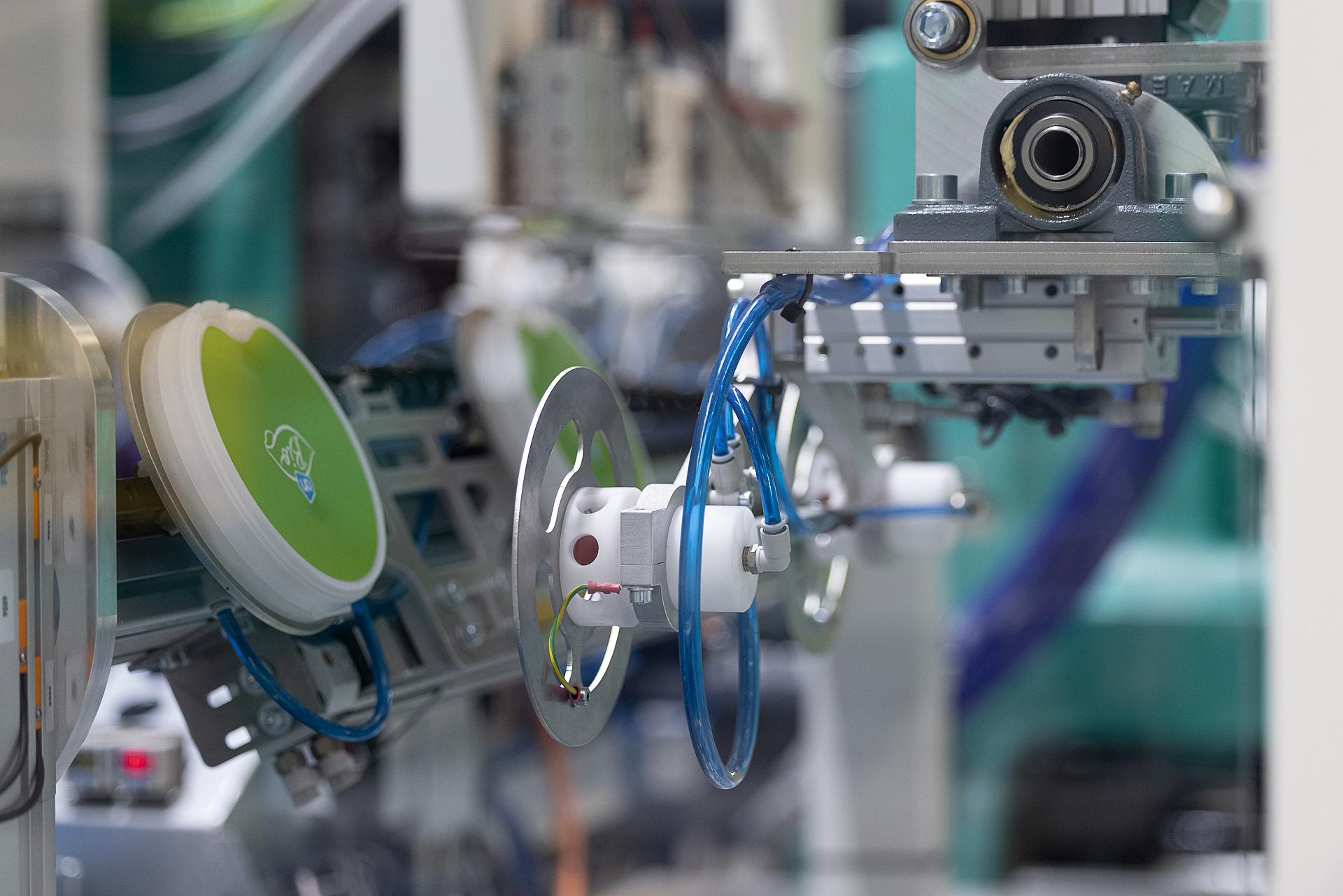 Silac raffinierte Kunststoffloesungen fuer Lebensmittelbranche