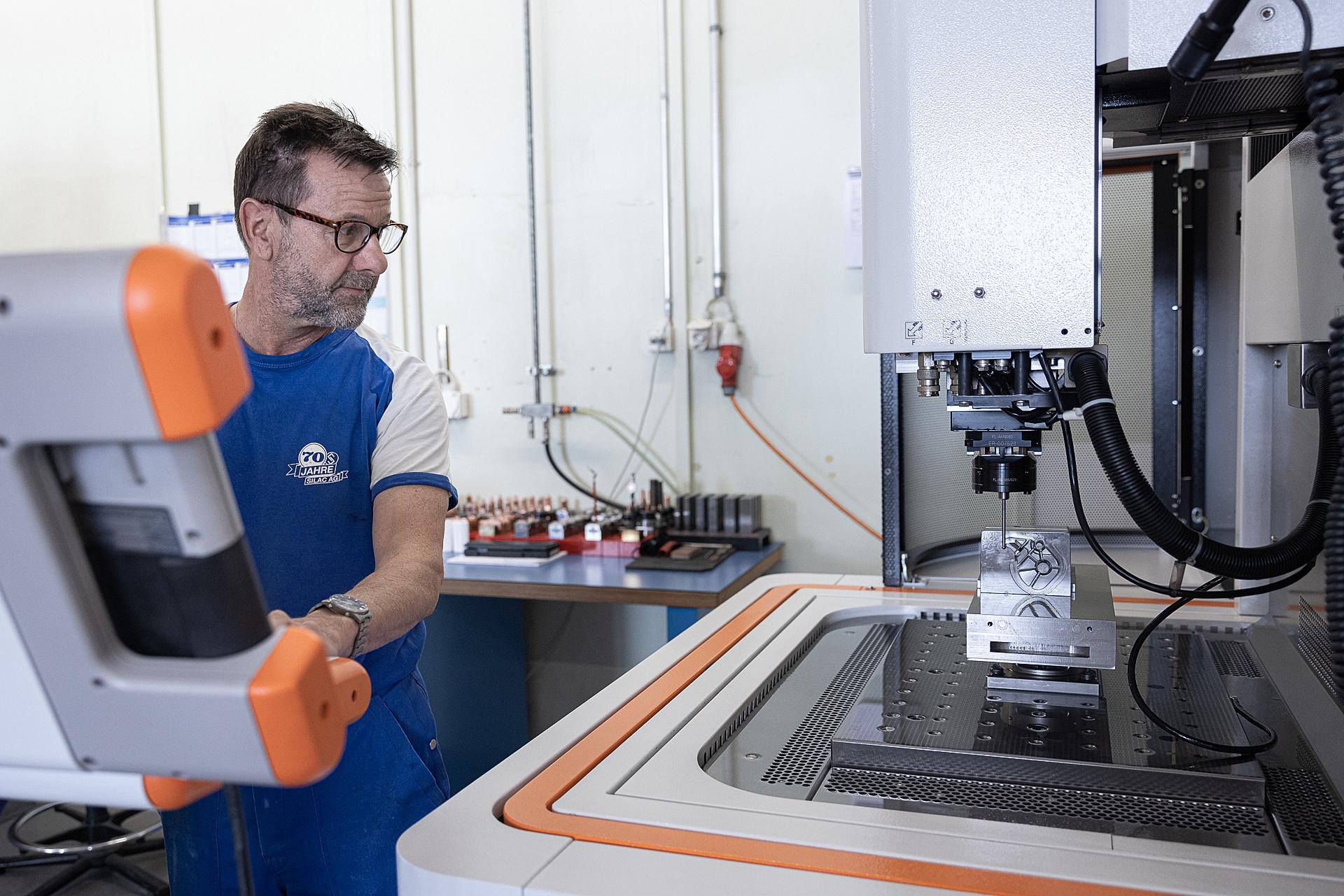 Silach Schweizer Werkzeugbau